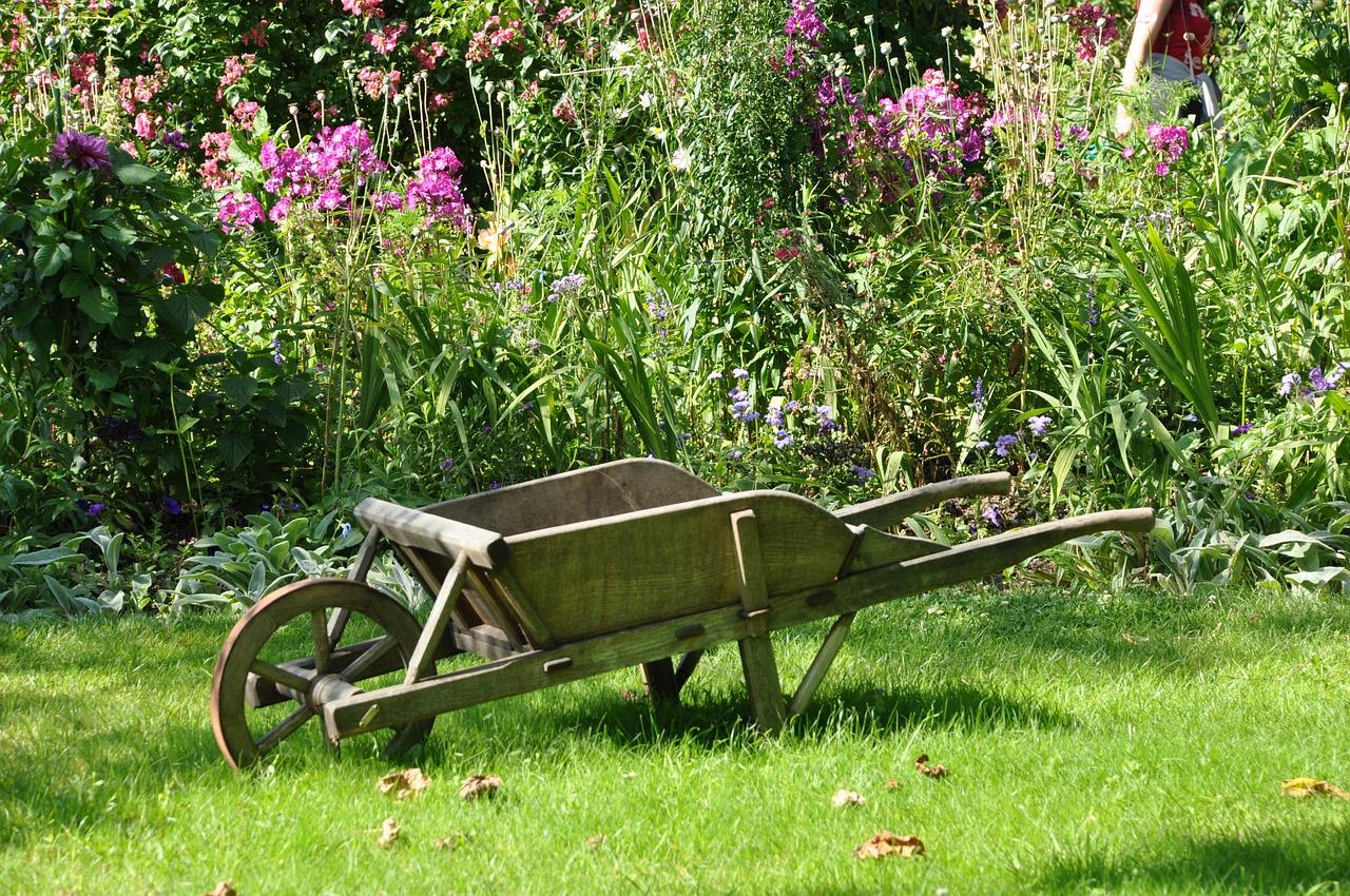 Zahradnické práce Praha