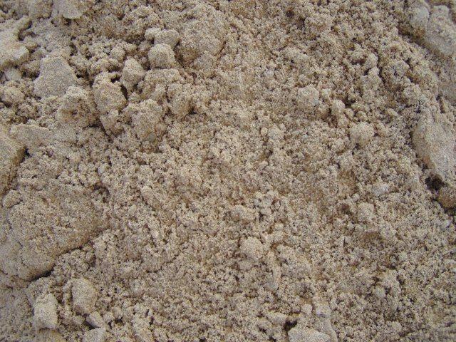 Stavební písek osívaný Opava