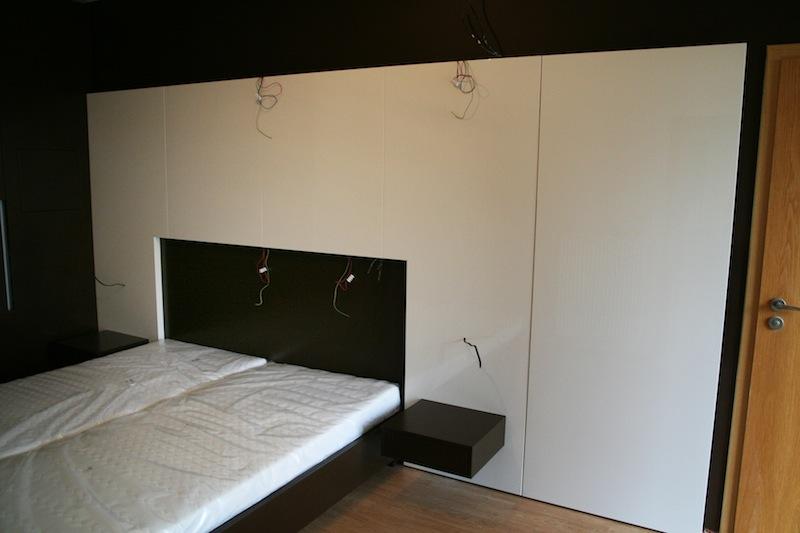 Vybavení ložnice na míru Nivnice