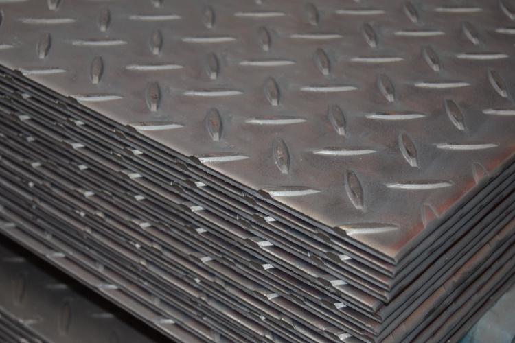 Hutní materiál, železo,  plechy, trubky - prodej