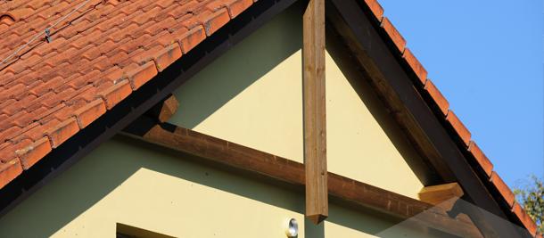 Provádění tesařských, pokrývačských a klempířských prací - výstavba střech