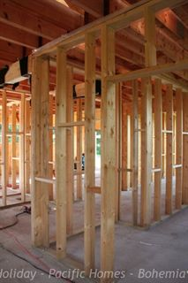 Difusně otevřená konstrukce dřevostavby - regulace množství vodní páry