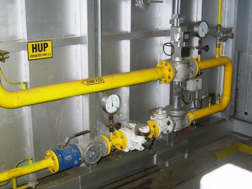 Revize pro plynové zařízení Třinec