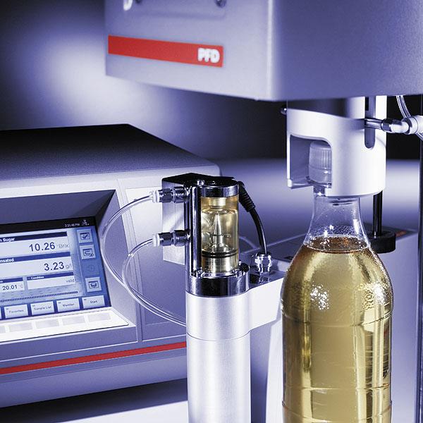 Systémy pro kvantitativní analýzu alkoholických a nealkoholických nápojů