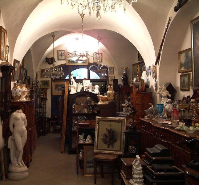 Výkup, nákup a prodej starožitností, obrazů, šperků a uměleckých děl