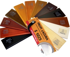 Univerzální barvy na kov i dřevo