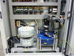 lEektrické zařízení jednoúčelových strojů - elektroinstalační materiál