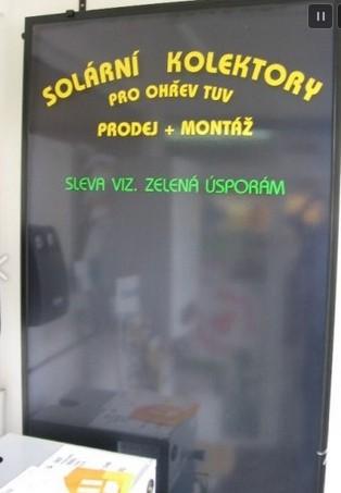 montáž solárních kolektorů Uherské Hradiště