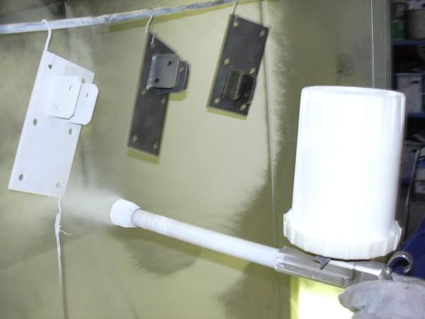 Prášková lakovna a ochrana proti korozi - lesklé, matné, strukturní, nebo kladívkové povrchy