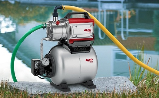 Čerpadla, domácí vodárny Al-ko - vždy pod tlakem, k připojení na užitkovou vodu