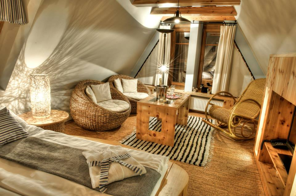 Romantické pobytové balíčky pro dva -  privátní wellness, relaxační masáže
