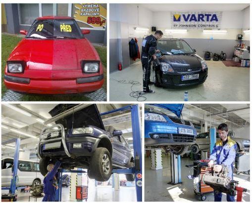 Opravy aut na splátky Havířov, Karviná, Ostrava