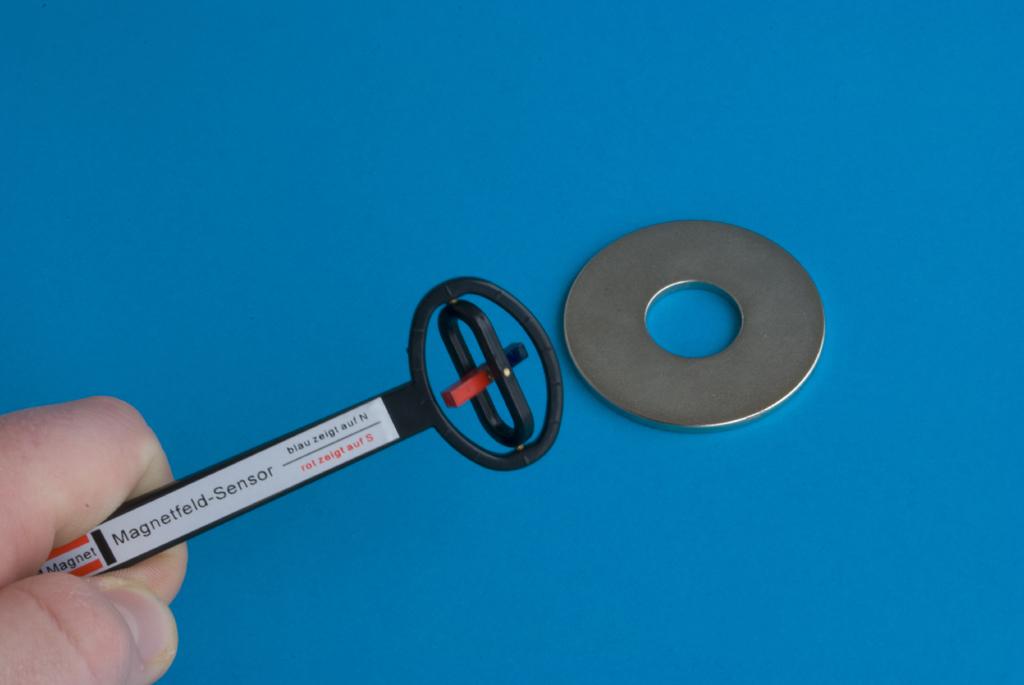Senzor magnetického pole