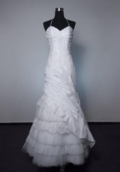 Výprodej svatebních šatů za akční ceny Vsetín