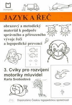 Logopedické pomůcky Ostrava