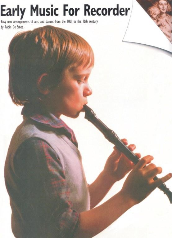 Noty pro zobcovou flétnu - eshop