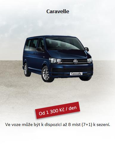 Autopůjčovna Plzeň - půjčte si užitkový Volkswagen   Autopůjčovna Das RentAuto