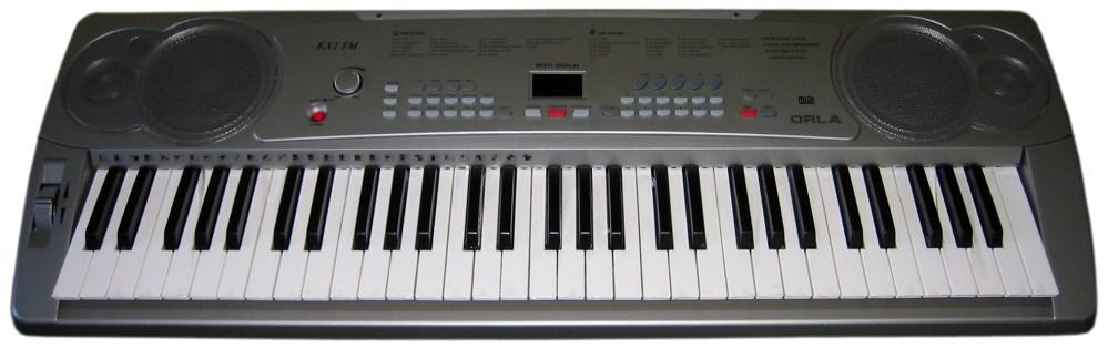 Klávesy, keyboard