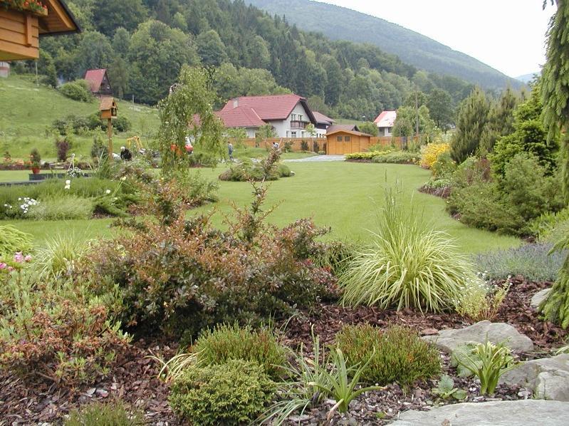 Realizace a projekce zahrad na míru