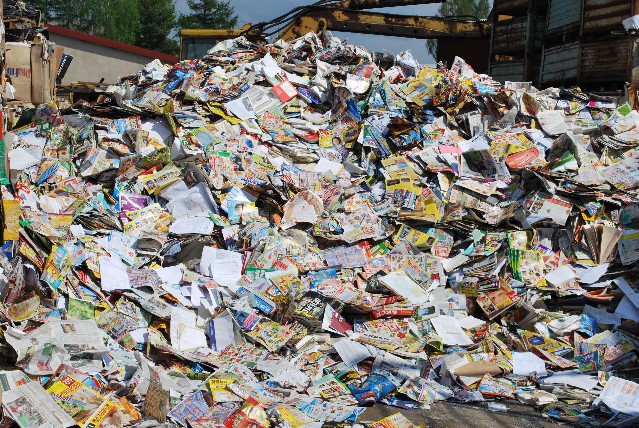 Výhodný výkup papíru je z ekologického hlediska šetrným řešením