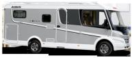 Prodej, servis obytných vozů, přívěsů a karavanů značky Detleffs
