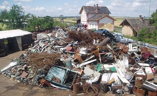 Barevné či železné kovy a kovový odpad vykoupíme za nejlepší ceny