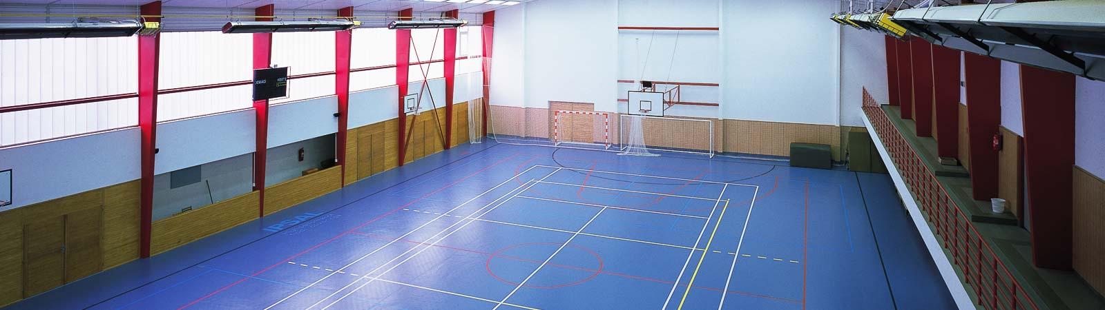 Sportovní centrum Semily multifunkční komplex pro sportovní a relaxační využití