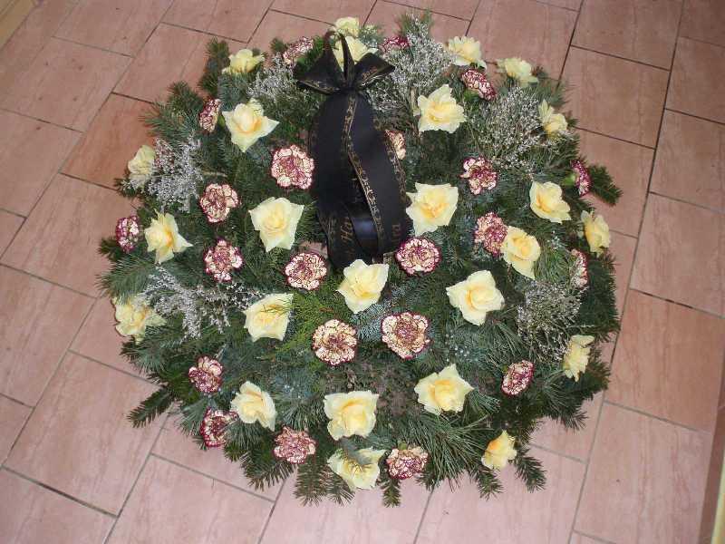 Smuteční věnce a květiny Opava