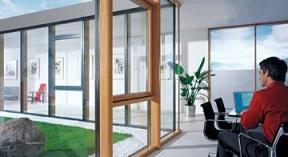 Výroba a prodej dřevohliníkových oken Třebíč