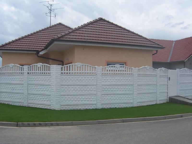 Betonové ploty za skvělou cenu Brno, Praha