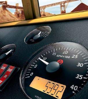 Digitální tachograf VDO 1381 Brno - upgrade, prodej, demontáž, výměna, školení