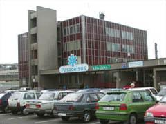 Poliklinika Paracelsus Litvínov - vše na jednom místě