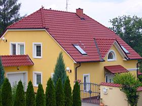 Kompletní dodávky střech včetně materiálu-cenová kalkulace zdarma