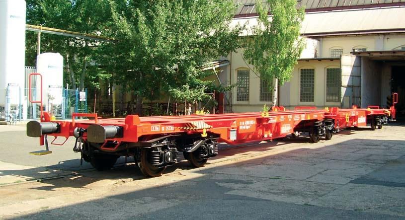 Železniční nákladní vagony
