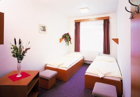 Ubytování hotelového typu ve Sportovním centru Semily