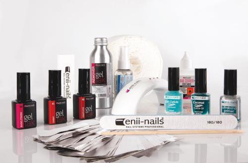 Je snadné mít dokonale upravené přírodní nehty s Gel laky-eshop ENII-trade