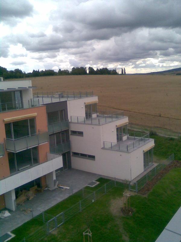 Stavební izolace terasy, balkonů, plochých střech-foliové systémy