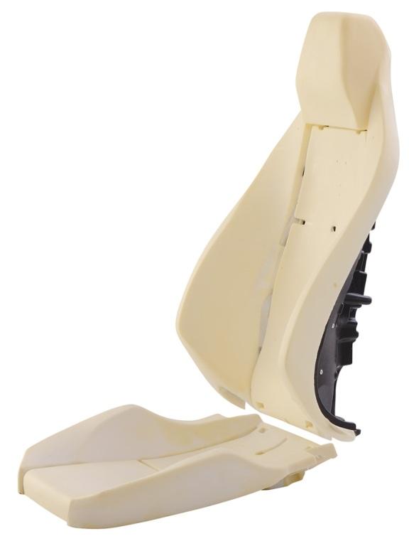 Schaumstofffüllung Sitzfüllungen für die Automobilindustrie - Qualitätsfüllungen garantieren eine ausreichende Sitzfestigkeit