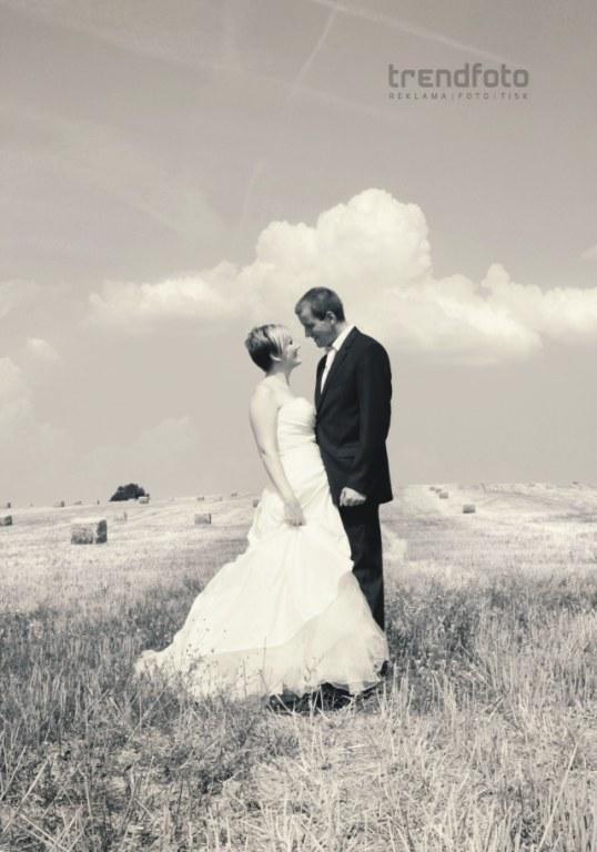 Fotografování svateb, vyvážené snímky s emotivním nábojem - profesionální fotograf