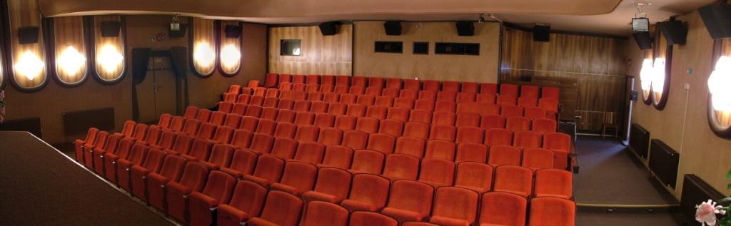 Pronájem kinosálu pro firemní akce, reklama v prostorách kina