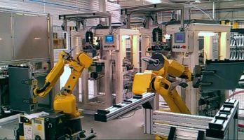 Robotizovaná pracoviště a manipulátory rozhodně ulehčí jakoukoliv práci s břemeny