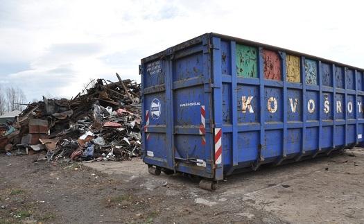 Výkup kabelů a kovového odpadu Ostrava