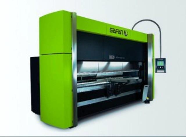 Ohýbání výrobků z plechu v Opavě na našem stroji SAFAN E- BRAKE