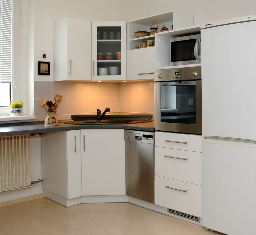 Grafický návrh kuchyně Zlínský kraj