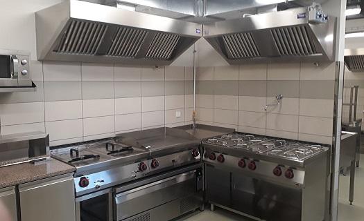 Profesionální gastrozařízení pro kuchyně