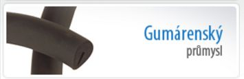 Gumárenské produkty - prodej syntetického kaučuku, polymeru, kalafun i zinkových bělob