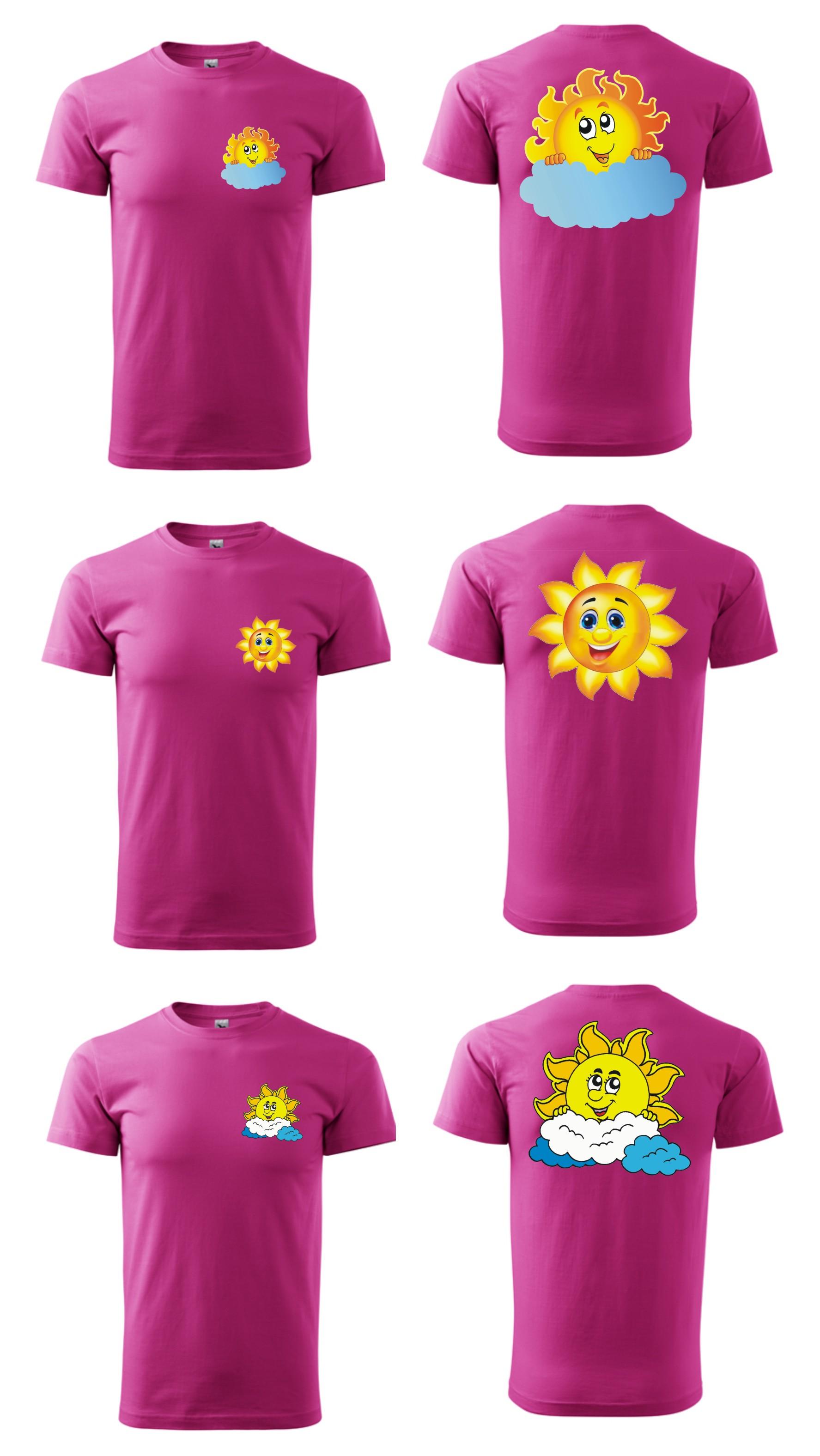 Unikátní trička, mikiny, košile s potiskem-výroba a návrhy motivu, loga
