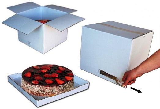 Klopová krabice na dorty Opava