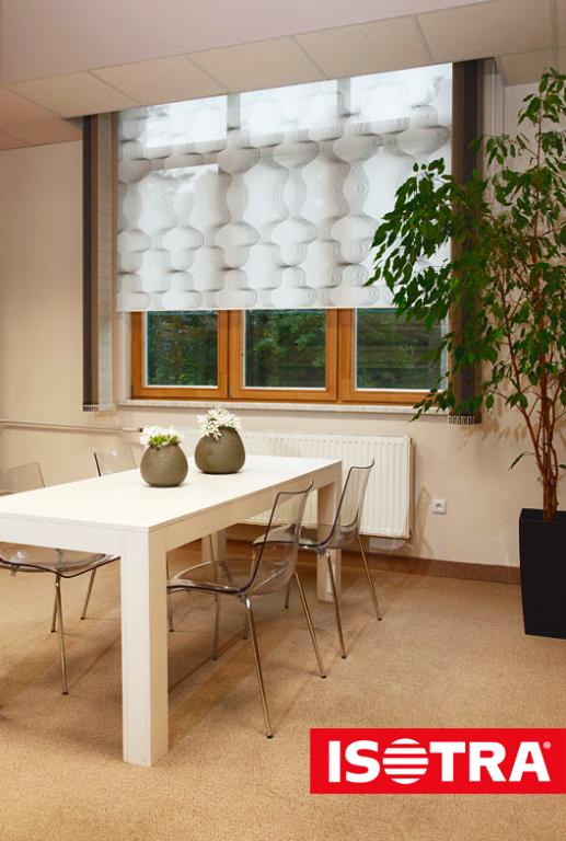 Japonské stěny, rolety - moderní a designový doplněk pro zastínění velkých ploch a předělení místností