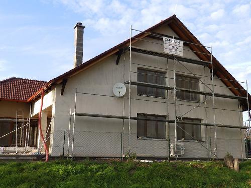 Stavební lešení značky peri up, Znojmo